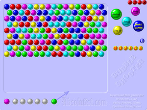 free bubble pop games online